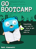 Go Bootcamp free book (golang)